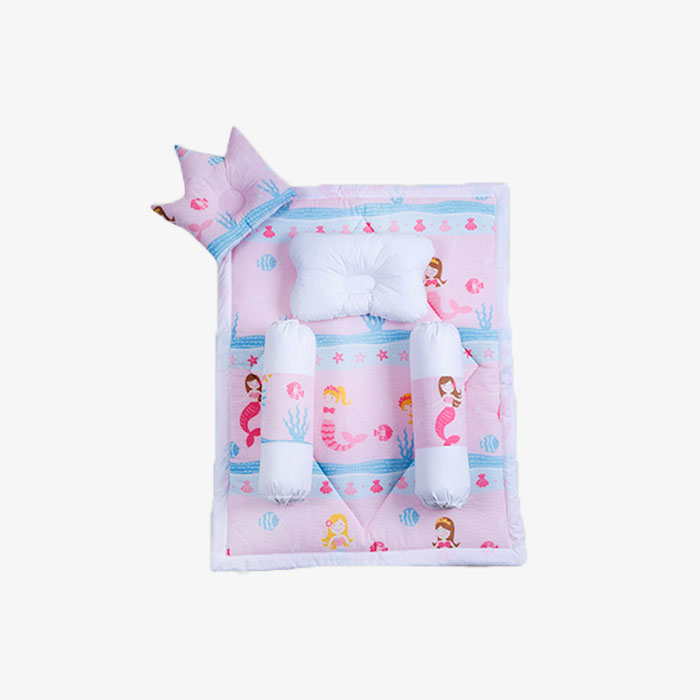 Baby Set Karakter- Little Mermaid