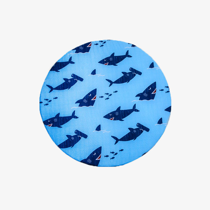Baby Play Mat - Shark