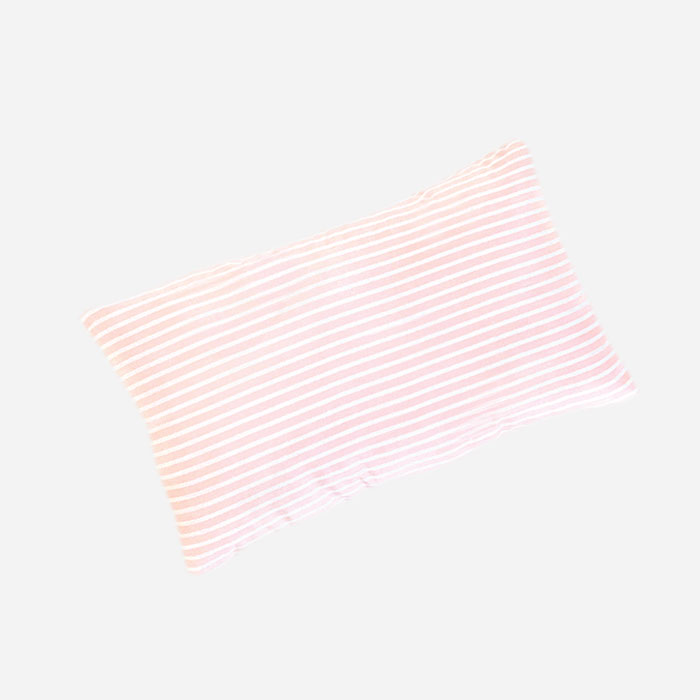 Basic Pillow - Stripe Pink