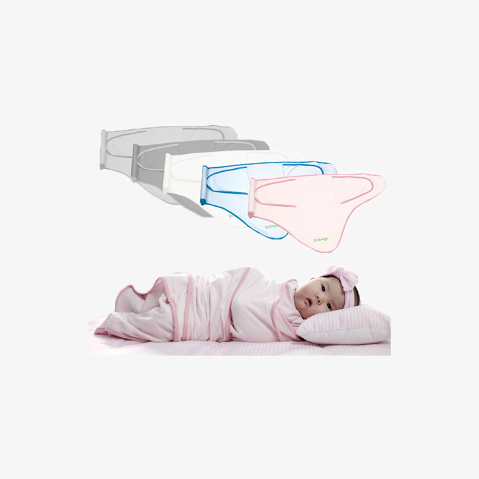 Bedong Cocoon - Pink
