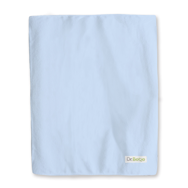 Basic Soft Blanket - Blue