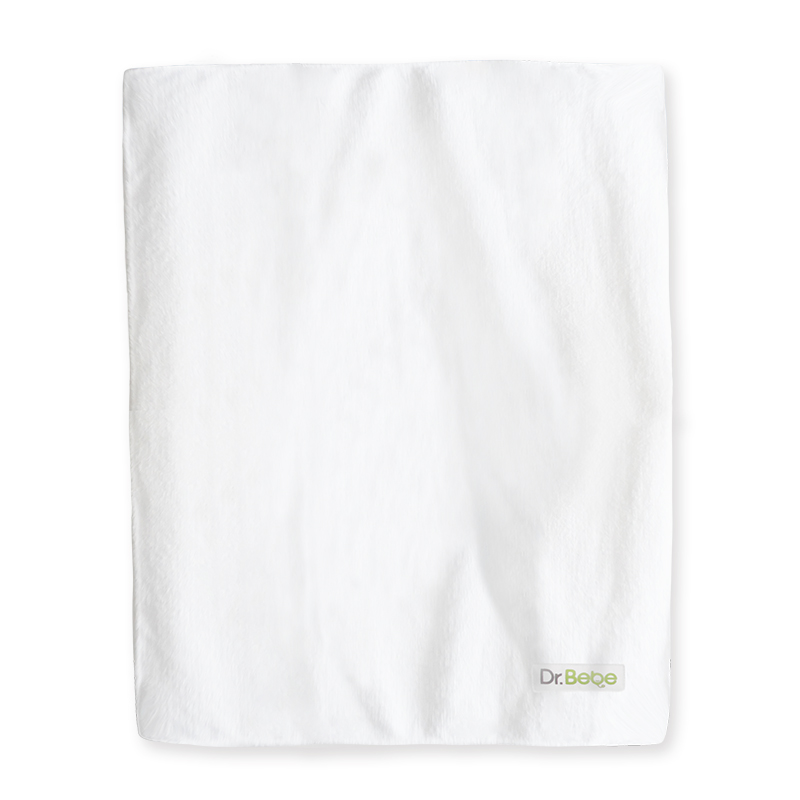 Basic Soft Blanket - White