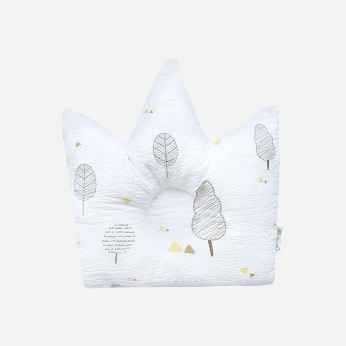 Crown Pillow - Forest