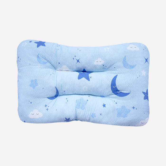 Junior Pillow - Moonstar Blue