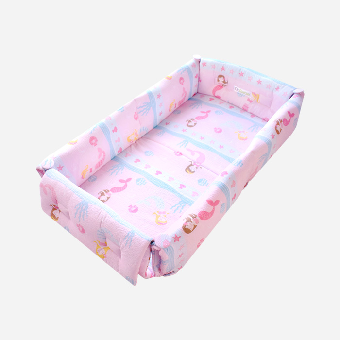 Foldable Bumper Bed - Little Mermaid