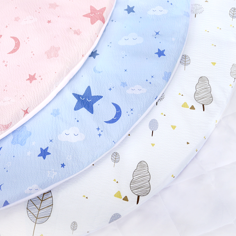Baby Play Mat - Moonstar Pink