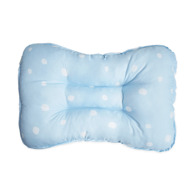 Junior Pillow - Snow Blue